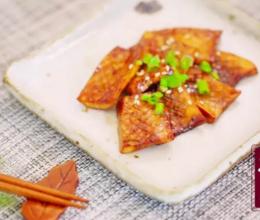 香煎杏鲍菇的做法