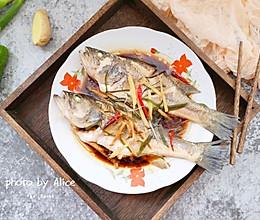 清蒸鲈鱼#一人一道拿手菜#的做法