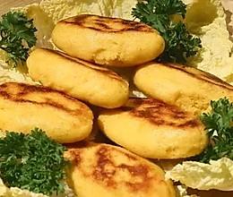 玉米贴饼子的做法