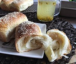 香酥肉松面包的做法