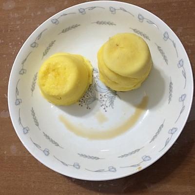 超简单的微波炉酸奶柠檬蛋糕