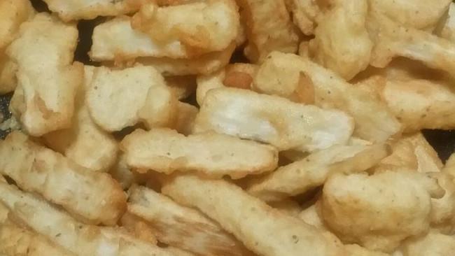 du妈五香大薯条的做法