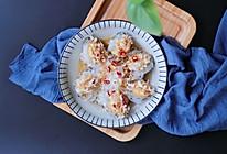 【一食呓语】蒜蓉粉丝蒸鲍鱼的做法