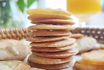 杏仁薄脆饼干的做法