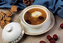 【小森妈妈菜谱】冬季滋补-经后调理阿胶汤的做法