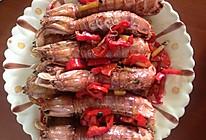 椒盐瀨尿虾(椒盐皮皮虾、虾蛄)的做法
