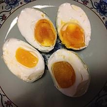 家庭简易版腌制咸鸭蛋