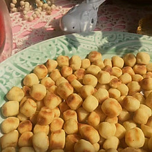 二月二吃豆豆,棋子豆的做法