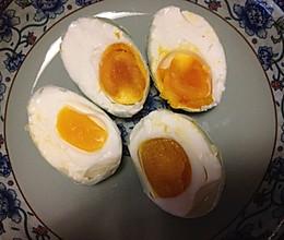 家庭简易版腌制咸鸭蛋的做法
