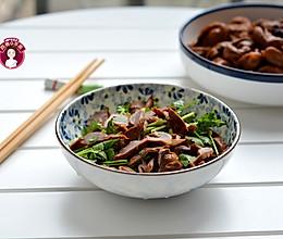 #爽口凉菜,开胃一夏# 凉拌卤鸡胗的做法