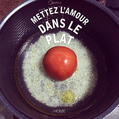 一颗番茄盖饭