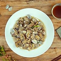 花雕酒酿焖花蛤|美食台的做法图解4