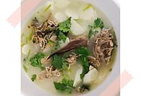 山药鸭架汤的做法
