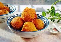 #元宵节美食大赏#教你做东北风味炸元宵的做法