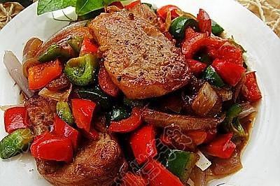 无肉不欢--香煎肉排