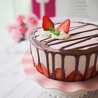 草莓慕斯蛋糕的做法图解34