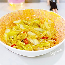 手撕包菜(下饭快手菜)