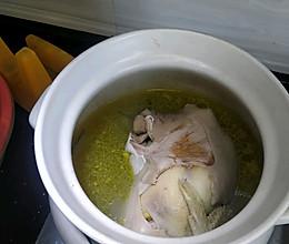 猪肚鸡的做法