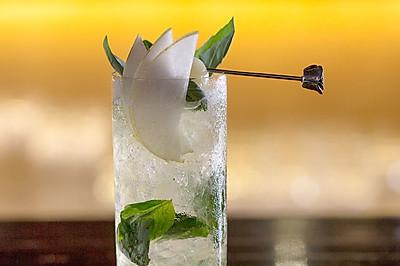 秋梨鸡尾酒|美食台