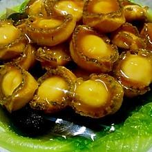 鲍鱼冬菇扒菜