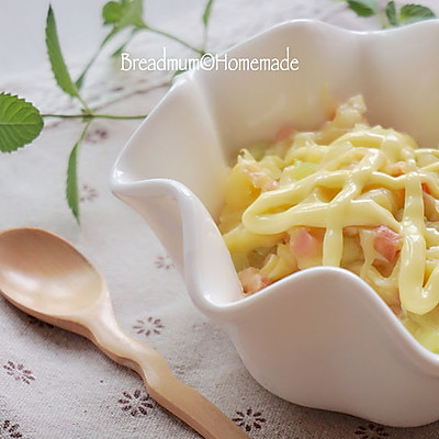 土豆泥沙拉
