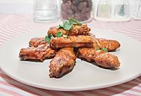 照烧鸡翅,油亮香甜真诱人 #春季食材大比拼#的做法