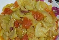 素炒葫芦瓜的做法