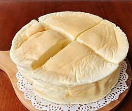 #夏日消暑,非它莫属#好吃不上火的酸奶蒸蛋糕的做法