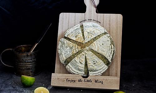 法式青柠乡村面包#挚爱烘焙·你就是MOF#的做法