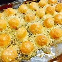 马卡龙色千层蛋黄酥 中式糕点#每道菜都是一台食光机#的做法图解3