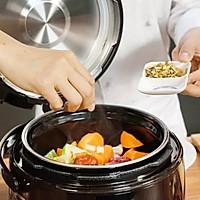 青红萝卜猪展汤的做法图解3