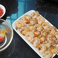 香烤串串虾-长帝行业首款3.5版电烤箱CKTF-32GS试用的做法图解5