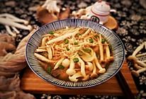 家常杂菌汤的做法