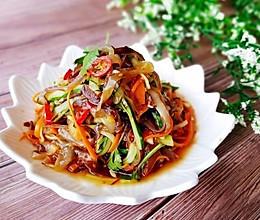 #精品菜谱挑战赛#凉拌海蜇皮的做法