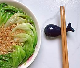 「鲜香美味的蚝油生菜~全靠它」的做法