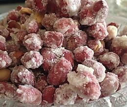 霜糖花生,零厨艺的做法