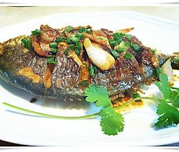 红烧金昌鱼的做法