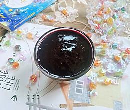 #憋在家吃什么#蓝莓果酱的做法