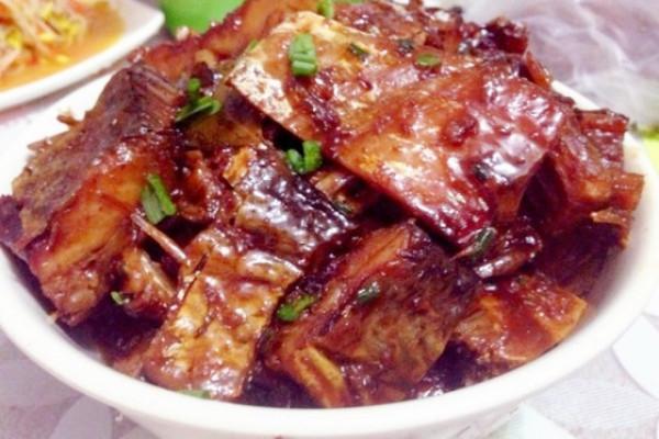 红烧咸鱼的做法