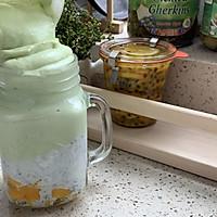 「夏日饮品」腹感超强的清新芒果思慕雪!减肥超适合!的做法图解8