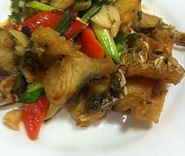 乾鍋魚片的做法