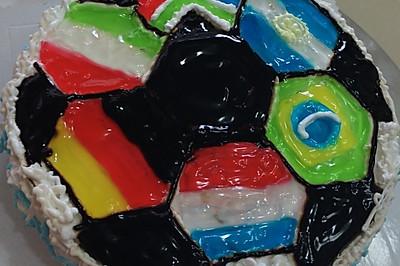 世界杯蛋糕