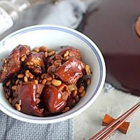 九阳轻奢炒锅——黄豆焖猪手