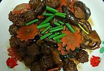 香菇红烧丸子的做法