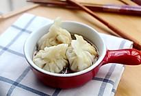 猪肉白菜香菇饺子的做法