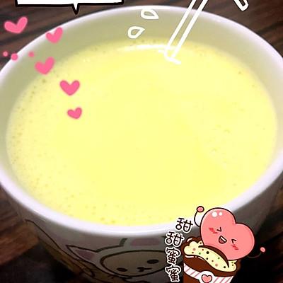蜂蜜牛奶南瓜糊(豆浆机版)