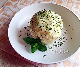 黄油土豆泥--土豆也清新的做法