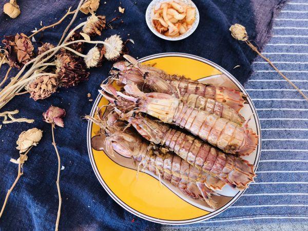 蒜蓉皮皮虾的做法
