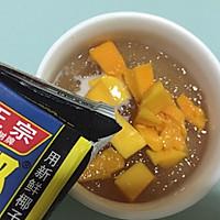 芒果椰汁西米露的做法图解9