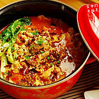 香辣劲爽的水煮肉片超鲜嫩秘法【家乐上菜,家常有味】的做法图解9